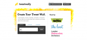 Tweetwally