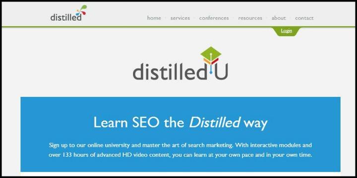 DistilledU by Distilled