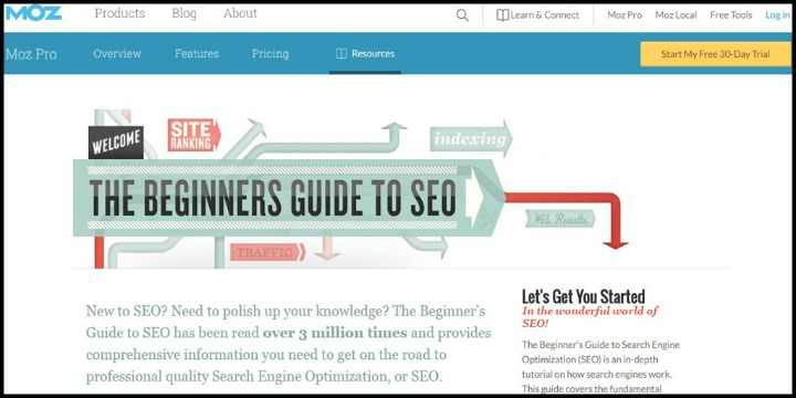 The Beginner's Guide to SEO by Moz