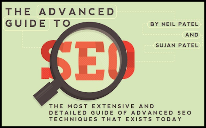 Advanced Guide to SEO by Quick Sprout