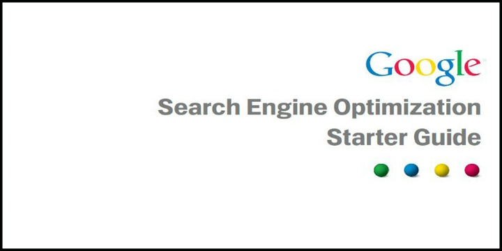 Search Engine Optimization Starter Guide by Google