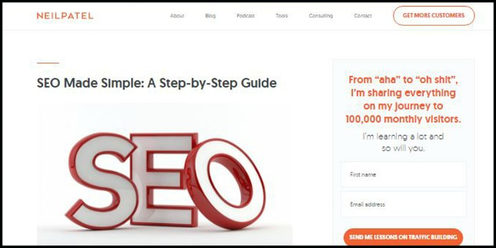 EO Made Simple: A Step-by-Step Guide by Neil Patel