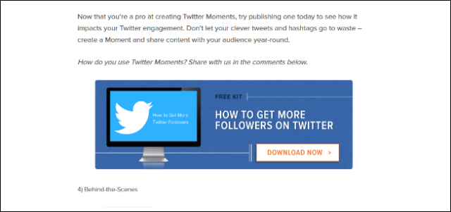 How to Get More Twitter Followers CTA