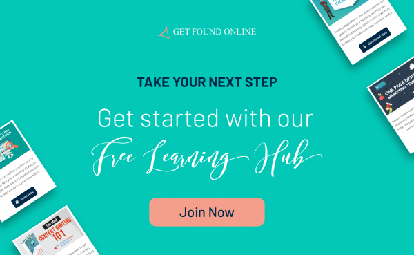 Join the FREE Learning Hub