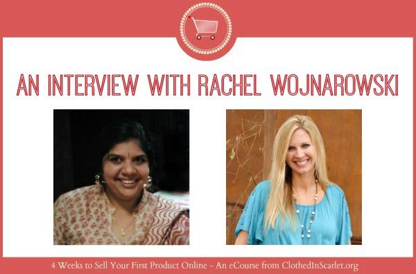 Interview with Rachel Wojo