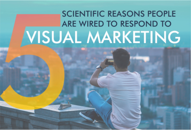 5 Reasons Why We Are Wired to Respond to Visual Marketing