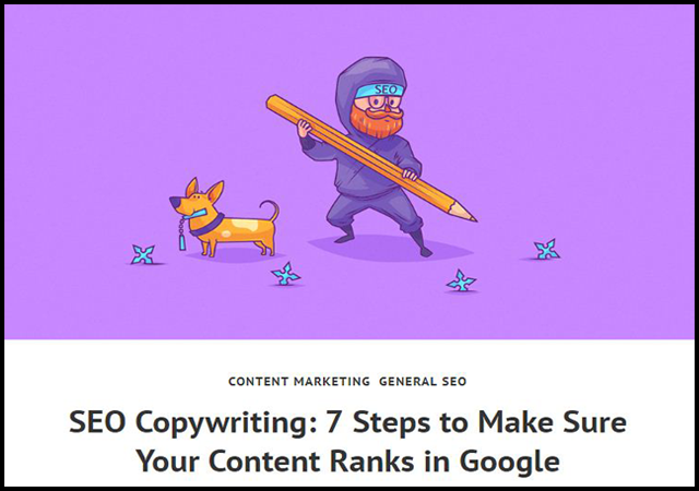 SEO Copywriting: 7 Steps to Make Sure Your Content Ranks in Google
