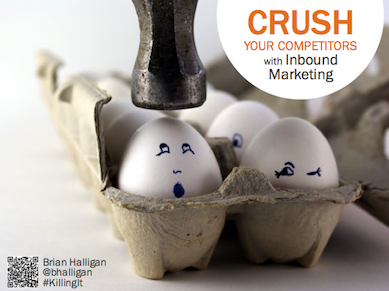 How to Crush the Competition with Inbound Marketing