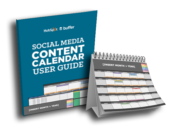 The Social Media Content Calendar Template Every Marketer Needs