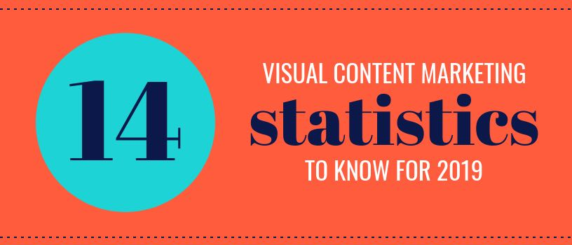 Must-Know Visual Content Marketing Statistics for 2019