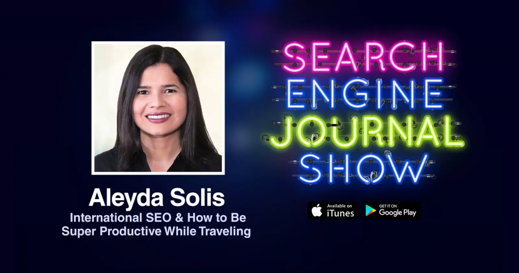 International SEO & How to Be Super Productive While Traveling