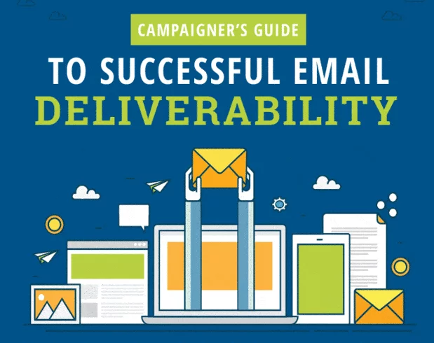 Deliverability of email marketing campaigns
