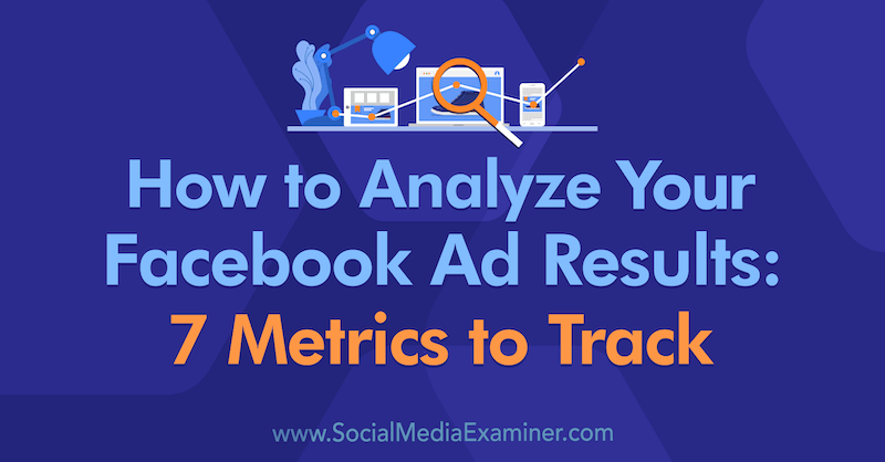 Analyse Facebook ad results