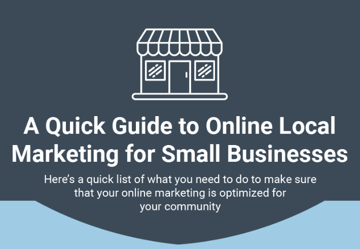 Online local marketing for small businesses
