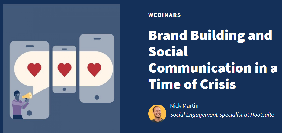 Brand building and social communication