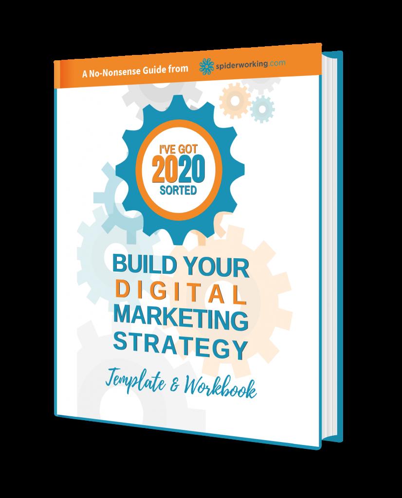 Digital marketing stratgey workbook