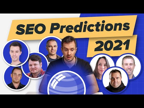 SEO Predictions 2021